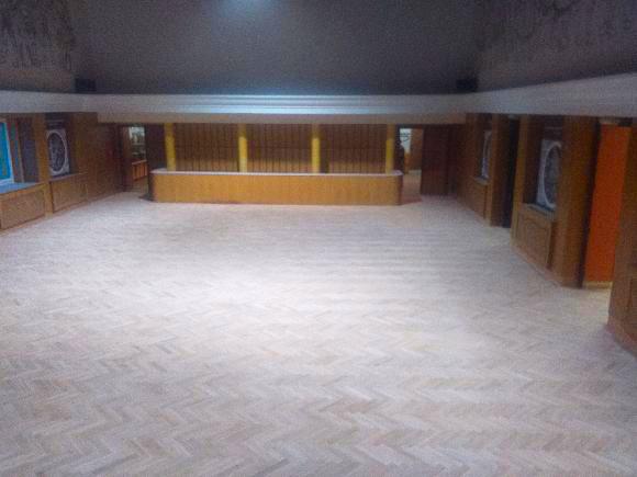 KD Koryčany - renovace podlahy