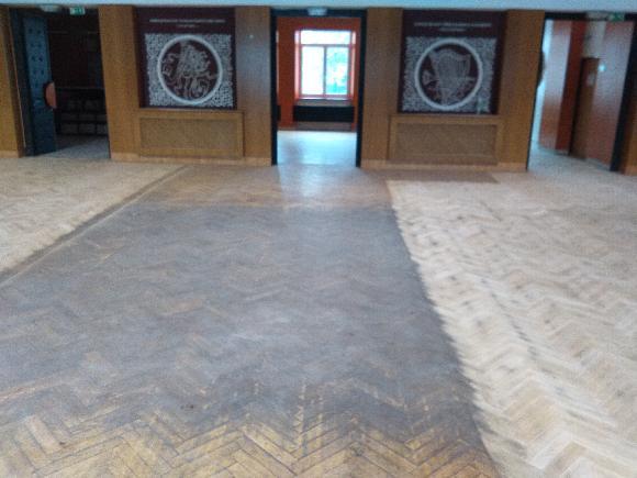 podlaha KD Koryčany