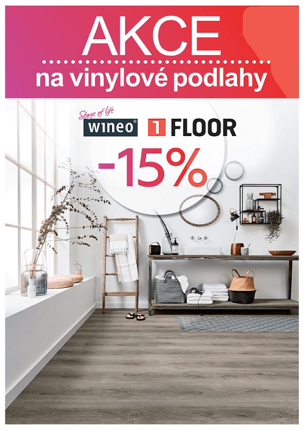 -15% akce na vinilové podlahy wineo_1floor